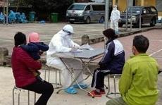 3 người trong 1 gia đình dương tính SARS-CoV-2