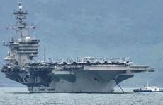 Trung Quốc tập trận mô phỏng tấn công tàu sân bay Mỹ?