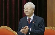 Chùm ảnh: Tổng Bí thư, Chủ tịch nước Nguyễn Phú Trọng tái đắc cử