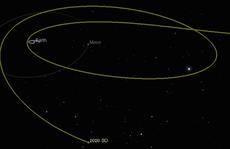 'Mặt trăng thứ 2' sắp áp sát Trái Đất lần cuối rồi biến mất