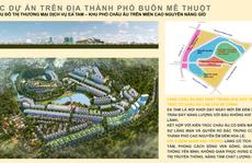 Bầu Hiển đầu tư 'phố châu Âu' tại Đắk Lắk