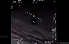 Lầu Năm Góc có 6 tháng để tiết lộ những gì họ biết về UFO