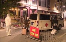 Nam du học sinh ở Quảng Ninh và 6 người khác mắc Covid-19
