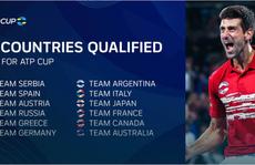 Djokovic, Nadal tranh tài tại ATP Cup 2021