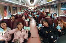 TP HCM tặng 3.000 vé xe cho sinh viên về quê đón Tết