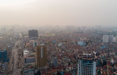 Không khí ở Hà Nội 'rất xấu', sức khỏe người dân bị ảnh hưởng nghiêm trọng