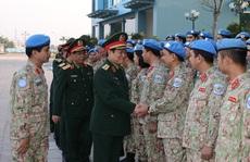 Sĩ quan Việt Nam 'thi đỗ' vào cơ quan hoạch định chính sách của Liên Hiệp Quốc