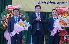 Trường ĐH Quy Nhơn có 2 phó hiệu trưởng mới