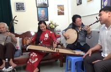 Nghệ sĩ thương tiếc nhạc sư Nguyễn Vĩnh Bảo