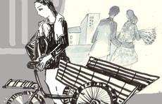 Người đàn bà đạp ba gác