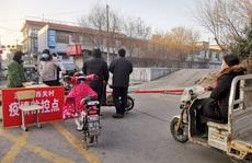 Trung Quốc lo 'ác mộng Vũ Hán'