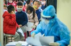 Bé trai 2 tháng tuổi ở Hà Nội dương tính SARS-CoV-2