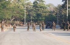 Myanmar bất ổn chính trị