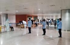Vừa công bố loạt kết quả xét nghiệm người từ Hải Dương, Quảng Ninh về TP HCM