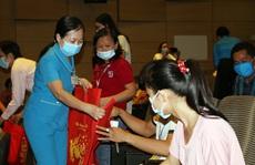 Bình Dương: Vận động công nhân vùng dịch không về quê đón Tết