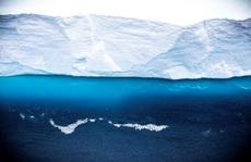 Thảm họa từ tảng băng trôi lớn nhất thế giới