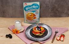 Tự làm bữa sáng dinh dưỡng với bánh rán