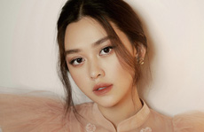 Hậu kết hôn, Á hậu Tường San khoe nhan sắc cuốn hút như Song Hye Kyo