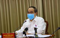 Nguyên Bí thư Nguyễn Thiện Nhân đề xuất kế hoạch chống dịch Covid-19 trong 4 tuần