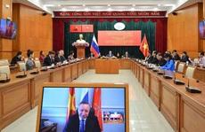 Sự hợp tác Nga - Việt ngày càng phát triển sâu rộng