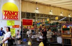 Bài dự thi 'Làm báo cùng Báo Người Lao Động': Nhớ chợ Tết Việt của người xa xứ ở Paris