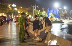 Nhiều người bị xử phạt 2 triệu đồng vì không đeo khẩu trang khi đến TP biển Vũng Tàu