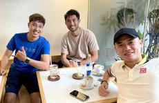 Clip: Lee Nguyễn trải lòng về việc khoác áo tuyển Việt Nam, sự nghiệp ở Mỹ và cách đón Tết tại TP HCM