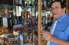 Độc đáo bộ sưu tập 4.000 cây bút, đạt kỷ lục Châu Á của 1 vị bác sĩ