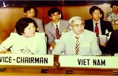 'Bóng hồng' đối ngoại: 'Nữ Đại sứ đập bàn' và cuộc đấu tranh ở Liên Hiệp Quốc của Việt Nam