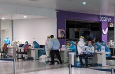 Kết quả xét nghiệm Covid-19 của hơn 12.000 cán bộ, nhân viên sân bay Nội Bài
