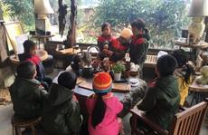 Lớp học STEM của học sinh người Mông