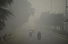 Ấn Độ biến ô nhiễm không khí thành vật liệu xây dựng