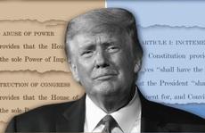 Viễn cảnh ông Trump trở lại năm 2024 có thành hiện thực?