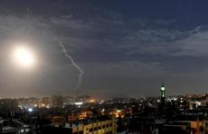 Israel dội tên lửa, Syria tuyên bố bắn hạ hầu hết