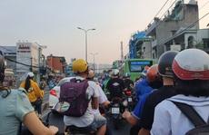 TP HCM: Dự báo nhiều diễn biến phức tạp về giao thông sau Tết