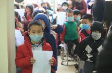 Hà Nội cho học sinh nghỉ học, học trực tuyến đến hết tháng 2