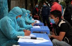 Hoả tốc rà soát, xét nghiệm SARS-Cov-2 người đi từ Cẩm Giàng