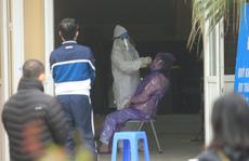 Hà Nội: Xét nghiệm SARS-CoV-2 với người đã đi, đến, về từ 'ổ dịch' Cẩm Giàng