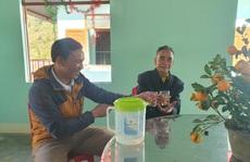 Xuân về trên vùng sạt lở ở Quảng Nam
