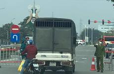 Hải Phòng dừng tiếp nhận hàng hóa từ tỉnh Hải Dương