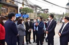 Bí thư Vương Đình Huệ thị sát khách sạn nơi bệnh nhân 2229 người Nhật tử vong