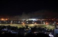 Lực lượng Mỹ bị dội tên lửa ở Iraq, thủ phạm dính líu Iran?
