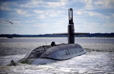 Mỹ chế tạo 'tàu ngầm tàng hình mạnh nhất'