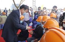 Chủ tịch UBND TP Đà Nẵng thúc tiến độ dự án nạo vét sông Cổ Cò nối Đà Nẵng – Quảng Nam