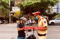 CLIP: Bạc Liêu xử phạt 59 trường hợpkhông đeo khẩu trang nơi công cộng