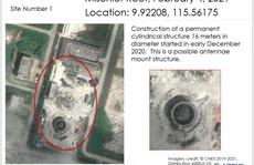Ảnh vệ tinh tiết lộ Trung Quốc tiếp tục xây dựng phi pháp ở Trường Sa