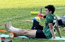 Tránh chấn thương khi V-League gián đoạn