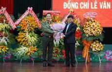Giám đốc Công an Đắk Lắk được thăng cấp hàm Thiếu tướng