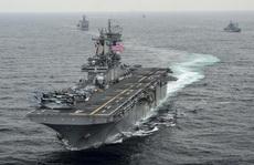 'Bộ tứ' gia tăng sức ép lên Trung Quốc trên biển Đông