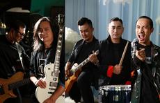 Ban nhạc Bức Tường: 'Đặc điểm nổi bật nhất sau 26 năm là sống trọn'